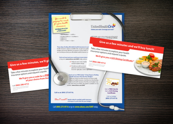 United Health One Direct Mail